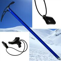 Portable Black ICE Axe Protector Spike Pick Protective Head Cover Accessory Kit