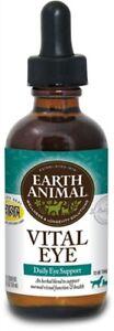 EARTH ANIMAL DOG VITAL EYE 2OZ   (Free Shipping)