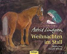 Weihnachten im Stall - Astrid Lindgren / Harald Wiberg - 9783789161322 PORTOFREI
