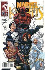 Marvel Knights: Punisher, Daredevil, Black Widow #1 (2000) Marvel Comics V/F