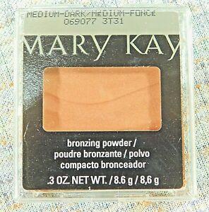 Mary Kay Bronzing Powder Medium Dark Product #069077