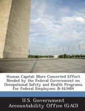 Human Capital: More Concerted Effort Needed by the Federal Government on Occupat