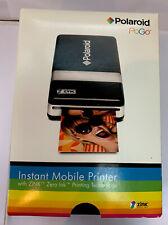 Polaroid PoGo Instant Mobile Printer with Zink Zero Ink BlueTooth