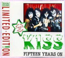 KISSC612103CD - KISS FIFTEEN YEARS ON - KISS INTERVIEW 1982 - UK 1982