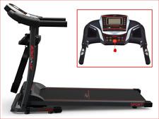 Fit-Force Cinta de correr Plegable 1600W, 15 km/h - Negro