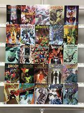 Astro City Image Homage 25 Lot Comic Book Comics Set Run Collection Box