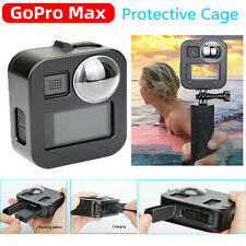 For GoPro Max Camera Housing Shell Cover CNC Aluminum Protective Case Cage