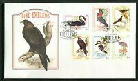 2020 Bird Emblems of Australia FDC - Swan Hill Vic 3585