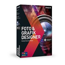MAGIX Foto & Grafik Designer 12 - NEU & OVP
