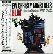 NEW CHRISTY MINSTRELS-RAMBLIN' FEATURING...-JAPAN MINI LP CD BONUS TRACK C94