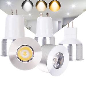 3W LED Spot Lights GU10 MR16 GU5.3 Light Bulb AC 220V DC 12V Equivalent 15W Lamp
