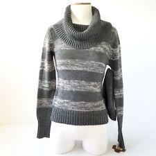 Grane Turtleneck Knit Sweater Womens M Long Sleeve w/ Hat - Brand New w/ Tag