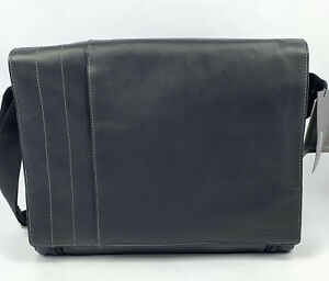 Kenneth Cole Reaction Laptop Bag New With Tags Leather See Description