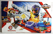 RARE POWER RANGERS MYSTIC FORCE RACING SET WITH CARS DICKIE NEW MIB !