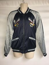 Express Mens Jacket Size XS Embroidered Eagle NWT $198