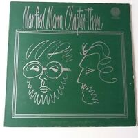 Manfred Mann Chapter Three 3 - Self Titled - Vinyl LP UK 1st Press Vertigo Swirl