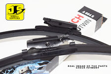 RENAULT SCÉNIC III MK3 NEW BOSCH A664S Aerotwin Front Wiper Blades Set