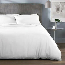 Sheridan Nashe White 100% Cotton Quilt Cover