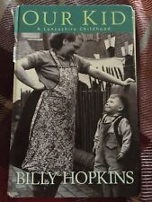 (Good)-Our Kid (Hardcover)-Hopkins, Billy-0750514604 Large Print Ex-Library