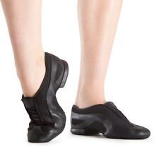 Bloch Slipstream Women's Jazz Shoe S0485 Clr BLK Fit MN