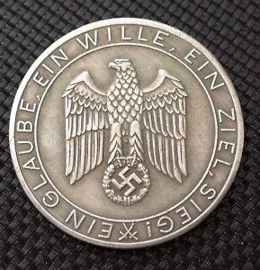 WW2 GERMAN COIN  THIRD REICH