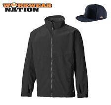 Abrigos y chaquetas de hombre negro impermeable