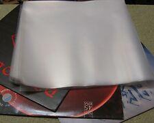 "350 Stück LP Deluxe100 Schutzhüllen 325x325 f. Vinyl 12"" Schallplatten u.Doppel"