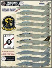 NEW 1:72 Furball Aero Design Grumman F-14 Tomcat - US Navy F-14s Part 1
