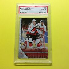 Dion Phaneuf 2005-06 Young Guns Rookie 05-06 RC PSA 9