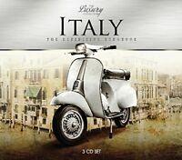 ITALY-LUXURY TRILOGY (LIA MARTESE, NICOLA DI BARI, PATTY PRAVO, ...) 3 CD NEW+