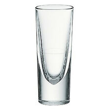 SET 6 bicchieri bar aperitivo liquore amaro da 15cl vetro trasparente Borgonovo