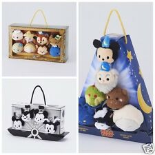 D23 EXPO Japan 2015 TSUM TSUM Steamboat Sercere Mickey Pinocchio Box Set of 3