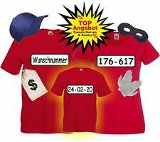 T-Shirt für Panzerknacker Kostüm Fans Mega Set Gruppenkostüm Familien Cosplay