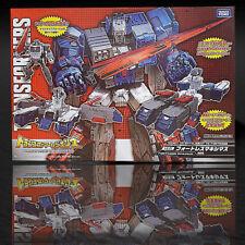DHL 5days Transformers Legends Takara Tomy Japan LG-31 Fortress Maximus MIB