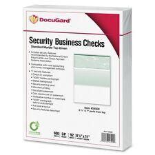 Docuguard Check Paper - For Laser, Inkjet Print - 500 / Ream - Marble (prb04502)