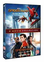Spider-Man Far From Home  Spider-Man  Homecoming [DVD] [2019]