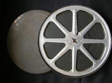 FILM 16 MM PARLANT  BIOGRAPHIE DE LA JEEP WILLYS  AVEC SON ETUI DE PROTECTION