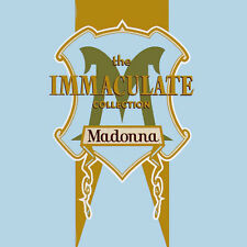 Madonna - The Immaculate Collection - UK CD album 1990