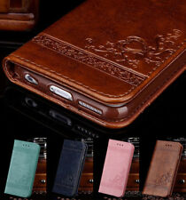 Luxury Leather Magnetic Wallet Phone Flip Case for iPhone XR XS Max X 10 8 7 6s