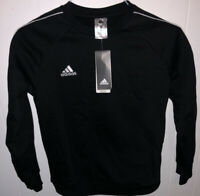 Youth Sweatshirt Pull  adidas Core 18 SW Top Youth Boys CE9062 black 176 cm