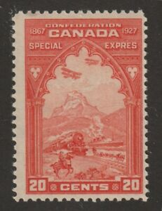 Canada 1927 - #E3 - Special Delivery stamp - F MNH