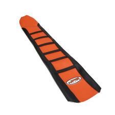 Motorcycle New Orange Gripper Soft Seat Cover For KTM SX XC XCW SXF EXC 85-500