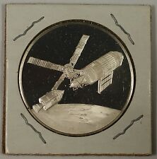 Postmasters of America Commemorative Issue Silver Medal ISS Sky Lab