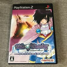 PS2 Tales of Destiny Director Cut PS2 Soft  (Sony PlayStation 2) japan NTSC-J