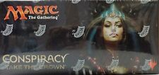 Magic the Gathering MTG Conspiracy 2 Take the Crown Sealed 3 Box Booster Case