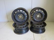 4 Stahlfelgen Opel Corsa C 5Jx13H2 ET43 2130123 24463046
