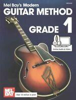 Mel Bay's Modern Guitar Method, Grade 1, Paperback by Mel Bay Publications, I...