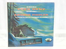 "Arthur Fiedler - Grieg Peer Gynt 10"" Lp c1950s"