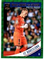 2018-19 Donruss Soccer Press Proof Green Singles (Pick Your Cards)