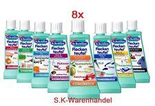 (6,75€/100ml)8x Dr. Beckmann Fleckenteufel 8x50ml=400ml Fleckenentferner 47